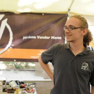 Illustration du profil de Jérôme Vander Maren