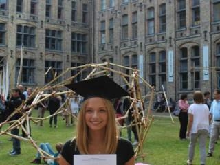 Remise diplôme 2015